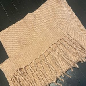 Free People Jaden fringe blanket scarf